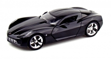 Модель авто 2009 Corvette Stingray Concept 1:18