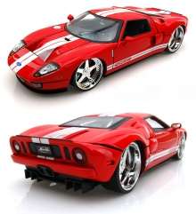 Модель авто 2005 Ford GT Andrea Racing V